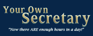 logo of Your Own Secretary